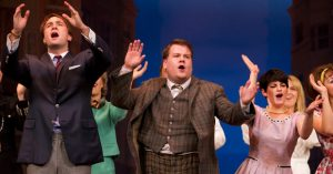 One Man, Two Guvnors has been streamed 2 million times as part of National Theatre at Home