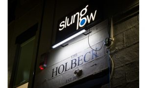 Slung Low HQ - the U.Ks oldest working men's club