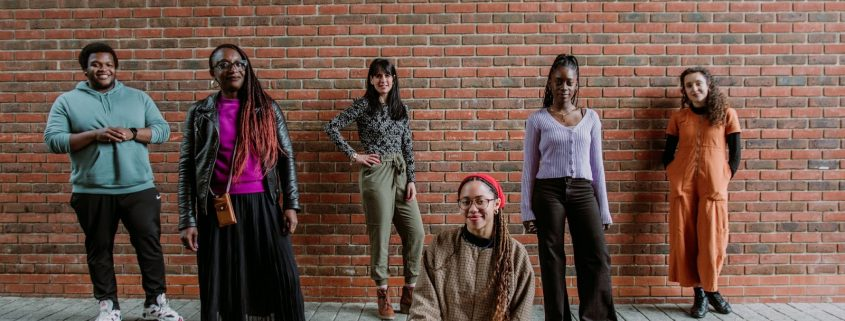 Directors and Cast (Black Love)- Nathan Queeley-Dennis, Chinonyerem Odimba, Katie Posner, Kaleya Baxe, Leah St Luce, Eleanor Sutton