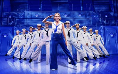 Anything Goes gave me one of the best nights in a theatre — ever.