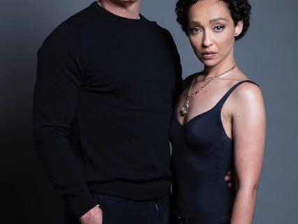 DANIEL CRAIG & RUTH NEGGA